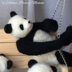 癒しパンダを生き生きと可愛く作るための秘密♡