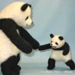 癒しパンダは愛情がいっぱい♡♡♡