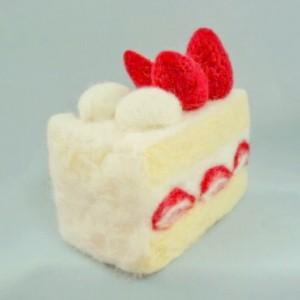 羊毛ショートケーキ