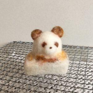 焼き餅パンダ