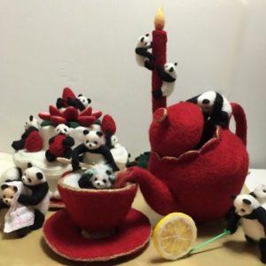 「癒しパンダのヒミツ 〜ナイショのX'masパーティーへようこそ〜」